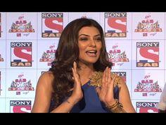 Sushmita Sen looks GORGEOUS at Sab Ke Anokhe Awards 2015.