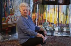 Creating is always on watercolor artist Marilynne Bradley's mind Webster University, Parks Department, Bachelor Of Fine Arts, Wise Women, Artist Life, The Good Old Days, New Words, Teaching Art, Writing A Book
