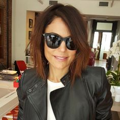 Bethenny Frankel Chops Her Locks Into a Bob, Gets Auburn Highlights—See Her Chic New 'Do!  Bethenny Frankel, Hair
