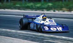STORMWHEELS: A masterpiece with 6 wheels - TYRRELL P34 - F1 1976 - 1978