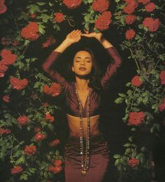 Sade. Forever my fashion and music inspiration.