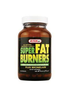 Naturally fat burning foods