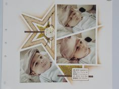 Scrapbooking Layouts, Scrapbook Pages, Constellations, Little Boys, Creations, Photos, Arts And Crafts, Sketches, Children