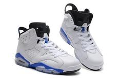 Nike Air Jordan Perfect AJ6 Retro Jordan 6 Basketball Shoes Men And Women Shoes Double Leather White only US$98.00 - follow me to pick up couopons.