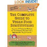 vegan food substitutions