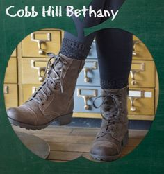 Cobb Hill Boots--supportive, all-day comfort and stylish. Cobb Hill is a New Balance company.