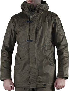 online shopping for Musterbrand Halo Men Long Winter Jacket Flight Deck Officer Green from top store. See new offer for Musterbrand Halo Men Long Winter Jacket Flight Deck Officer Green Geographical Norway, Military Looks, Military Style, Long Winter Jacket, Halo Collection, Men's Coats And Jackets, Casual Jackets, Flight Deck, Field Jacket