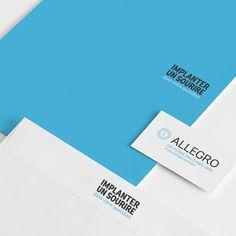 Allegro / Matériel corporatif / Beez Créativité Média