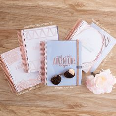 #RoseGold is back, with a limited supply! PLUS, it's now available in all three of our weekly layouts, including the newest hourly version. #ErinCondren #ECLifePlanner