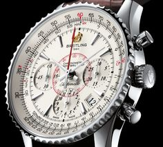 Montbrillant 01 - Breitling - Instruments for Professionals Mvmt Watches, Big Watches, Best Watches For Men, Cool Watches, Breitling Montbrillant, Gifts For Hubby, Gadgets And Gizmos, Beautiful Watches, Chronograph