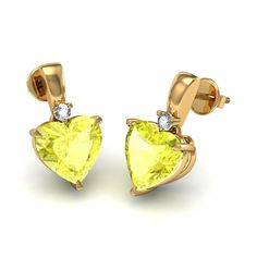 http://www.bluestone.com/earrings/yellow-topaz-and-diamond-heart-earrings-in-18kt-yellow-gold~426.html    These glorious heart shaped earrings set with intense Yellow Topaz will make up for all those days you have wanted to be that hopeless romantic and make her feel like a princess. An absolute classic piece of fine jewellery.