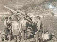 """'Batalla de Mazuco. Asturias. Una de las batallas más cruentas de la guerra civil. """"Fue una lluvia de bombas nazis. Llegaban tres aviones por minuto'."""