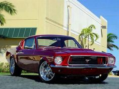 '68 Ford Mustang