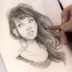 WEBSTA @ cyarine - Never actually posted this pencil sketch haha! I'm looking forward to moving, but I'll have a little less time to draw then, so forgive me if my posts are slow! Thank you for all your likes and follows lately, but especially your kind comments!