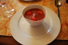 Strawberry soup - Raquel Carena, Le Baratin
