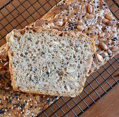 Zapach chleba: Zdrowe, żytnie, razowe. Rosyjski z ziarnami. Bread Baking, Banana Bread, Noodles, Ale, Bakery, Gluten, Desserts, Recipes, Food
