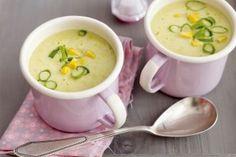 Das Rezept für Kokos-Mais-Suppe und weitere kostenlose Rezepte auf LECKER.de
