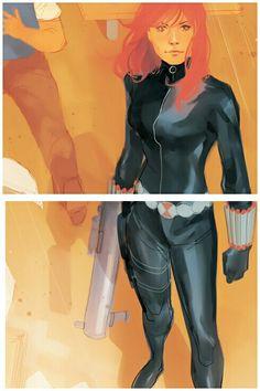 Black Widow •Phil Noto