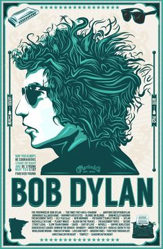 Bob Dylan by Michael Williamson