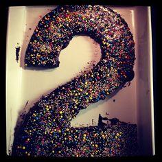 b-day cake...