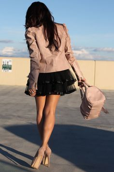 Heels and Pastels