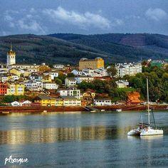 Castropol, Asturias, Spain