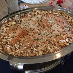 Carolina Crab Dip - Catering by Debbi Covington - Beaufort, SC