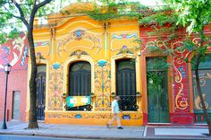 Buenos Aires...Near the top of my list of places I want to visit. This is beautiful.