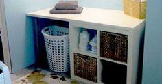 Rafturile pătrate sunt o piesă de mobilier care va răspunde de curățenie în locuința dvs! Datorită acestora puteți pune multe lucruri în diferite camere, totodată economisiți loc și aranjați obiectele. Priviți aceste idei, sunt minunate! Aranjarea lucrurilor în locuință 1. Rafturi pătrate lângă mașina de spălat. O spălătorie improvizată, foarte comod de utilizat! 2. Un minibar va înfrumuseța designul camerei. 3. Curățenia și ordinea în casă trebuie să fieîn primul rând în locurile unde…