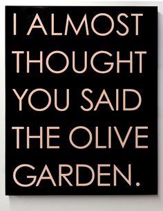 ben skinner. olive garden