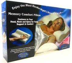 MEMORY FOAM pillow PACKAGING - Google Search