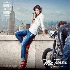 Ms.Taken #GirlsWillBeGirls ;)
