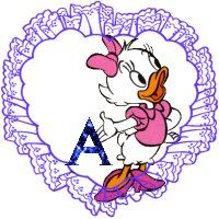 Alfabeto de Rosita. | Oh my Alfabetos!
