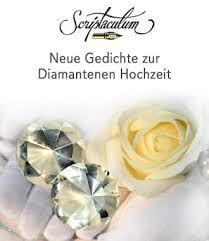 Gedichte verse zur diamantenen hochzeit