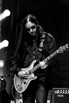 Rob Baker of The Tragically Hip. Rock N Roll Music, Rock And Roll, Christian Rock Bands, Alter Bridge, Myles Kennedy, The Third Man, The White Stripes, Jack White, Pisces