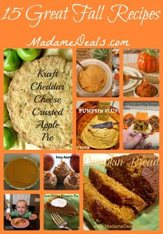 Delicious Fall Recipes to Try! #recipes #inspireothers
