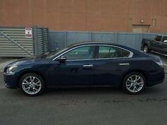 2012 Nissan Maxima SV, Leather, Heated Seats, Sunroof, Alloy Rim Edmonton Edmonton Area image 3