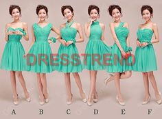 Kelly Green Bridesmaid Dresses | Green bridesmaids, Kelly green ...