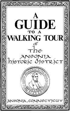 A. front of booklet