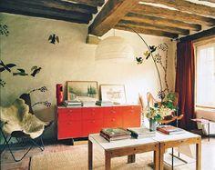 francois halard | Francois Halard via Trish South Management {rustic vintage modern ...