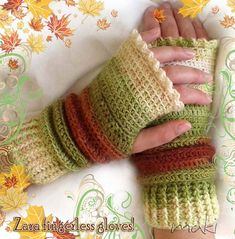 ZARA fingerless gloves crochet pattern - Full of large pictures! Permission to sell finished items. Pattern No. 130  This instant download crochet pattern is my original design and it may not be distributed in any form. You can sell items that you make using the pattern, the only thing I ask is that you put a link to my store mentioning the pattern: https://www.etsy.com/shop/MakiCrochet  Please visit my DISCOUNT section and BUY MORE FOR LESS…