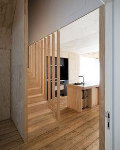 XS House / UNI | Pinterest | Uni, Skylight and House on