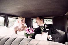 Wedding Car  Photo by Olof Elm  Lindström Studio www.lindstromstudio.se  © Copyright Fotograf Jonas Lindström AB