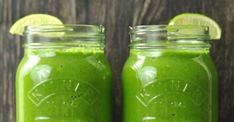 Healthy, nutritious, and tasty, green smoothies are a staple in many people's diets. Healthy Green Smoothies, Fungal Infection, Free Plants, Best Fruits, Fresh Fruits And Vegetables, Healthy Skin, Plant Based, Mason Jars, Healing