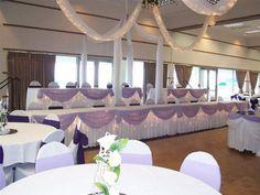 Wedding, Flowers, Reception, Centerpiece, Decor, Backdrop, Draping