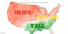These Maps Prove Americans Speak Totally Different Versions Of The English Language  Read more: http://www.businessinsider.com/different-word-pronunciations-dialects-usa-2013-6#ixzz3HBTX8ruJ