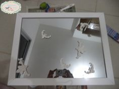 Projetinho Handmade - Espelho