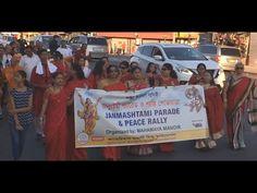 জন্মাষ্টমী উদযাপন আমেরিকাতে     Janmashtami Celebrate  in America (USA)