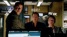 "Love these boys! {Castle, Ryan & Esposito} ""Castle"""