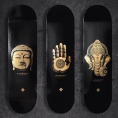 Cryptik Skateboard Decks - Official Release